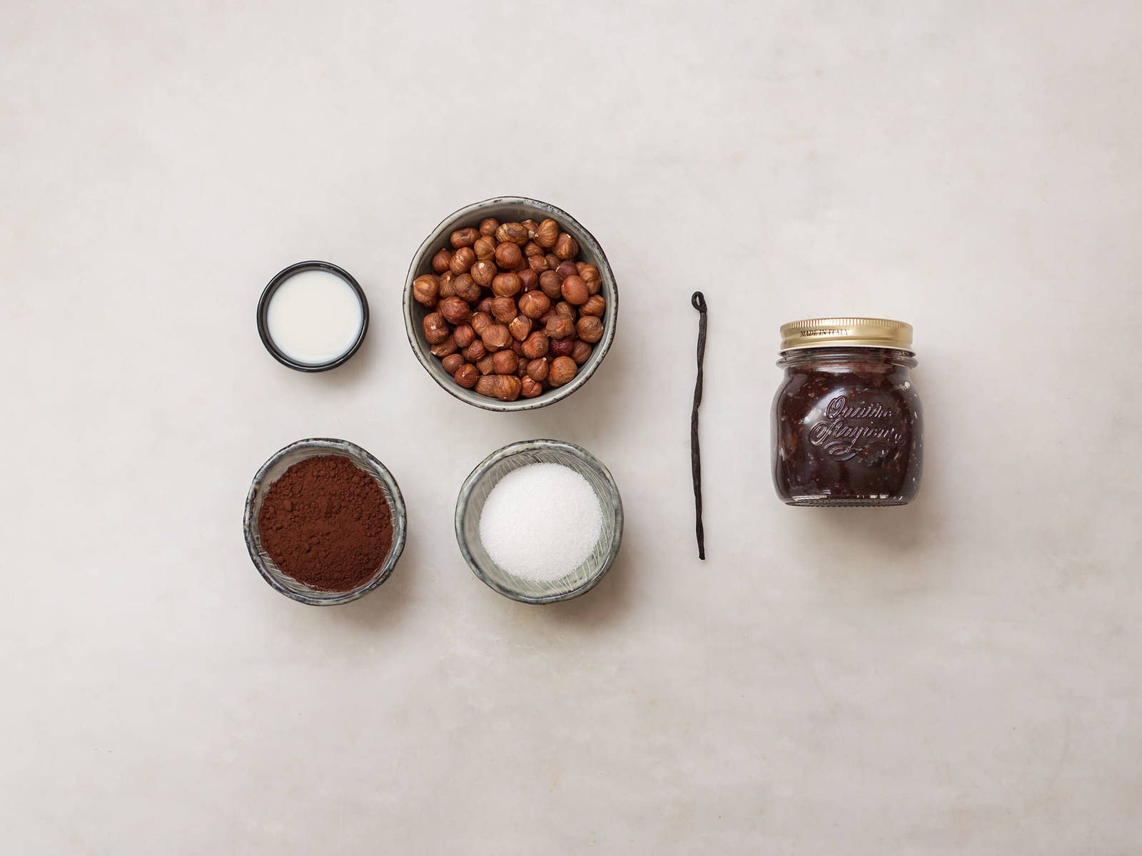 如何制作榛子酱