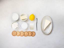 Easy no-bake cheesecake