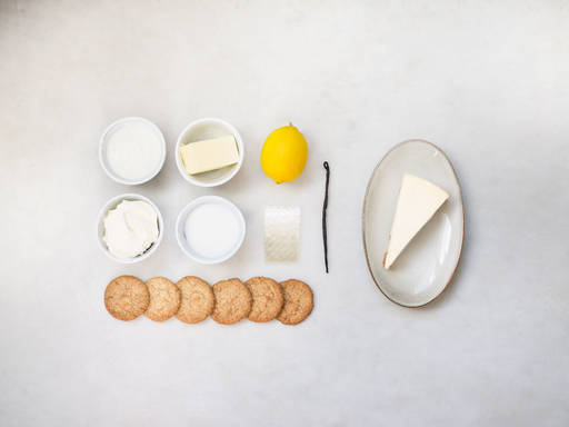 简易版不用烘培的芝士蛋糕