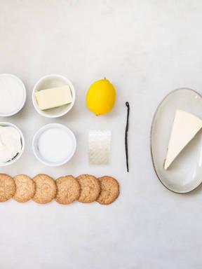 Einfacher Käsekuchen ohne Backen