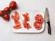 番茄的正确切开方式