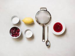 自制简易莓子酱