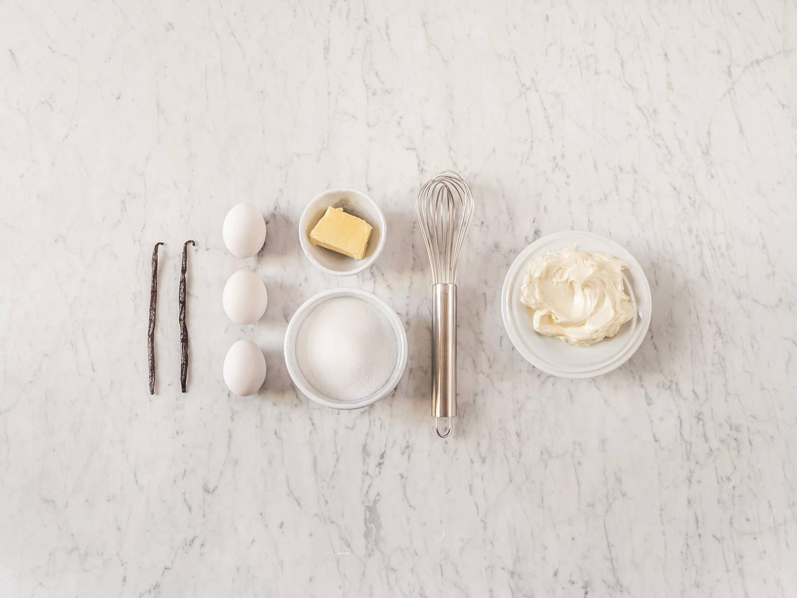 Swiss buttercreme