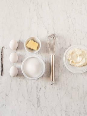 Swiss buttercream