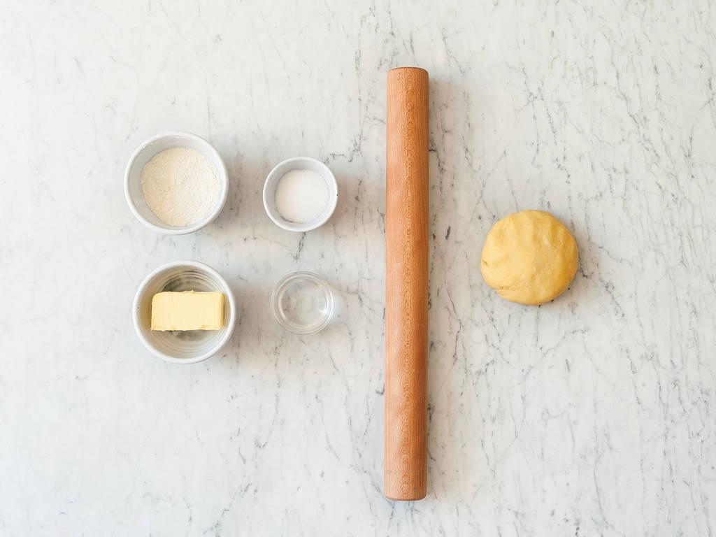 Grundrezept Pie-Teig
