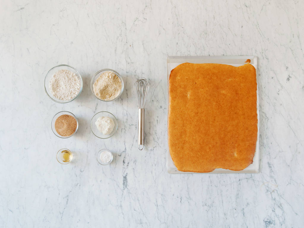简便海绵蛋糕