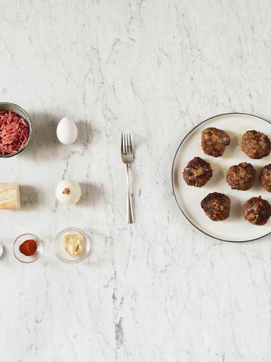 Danish meatballs