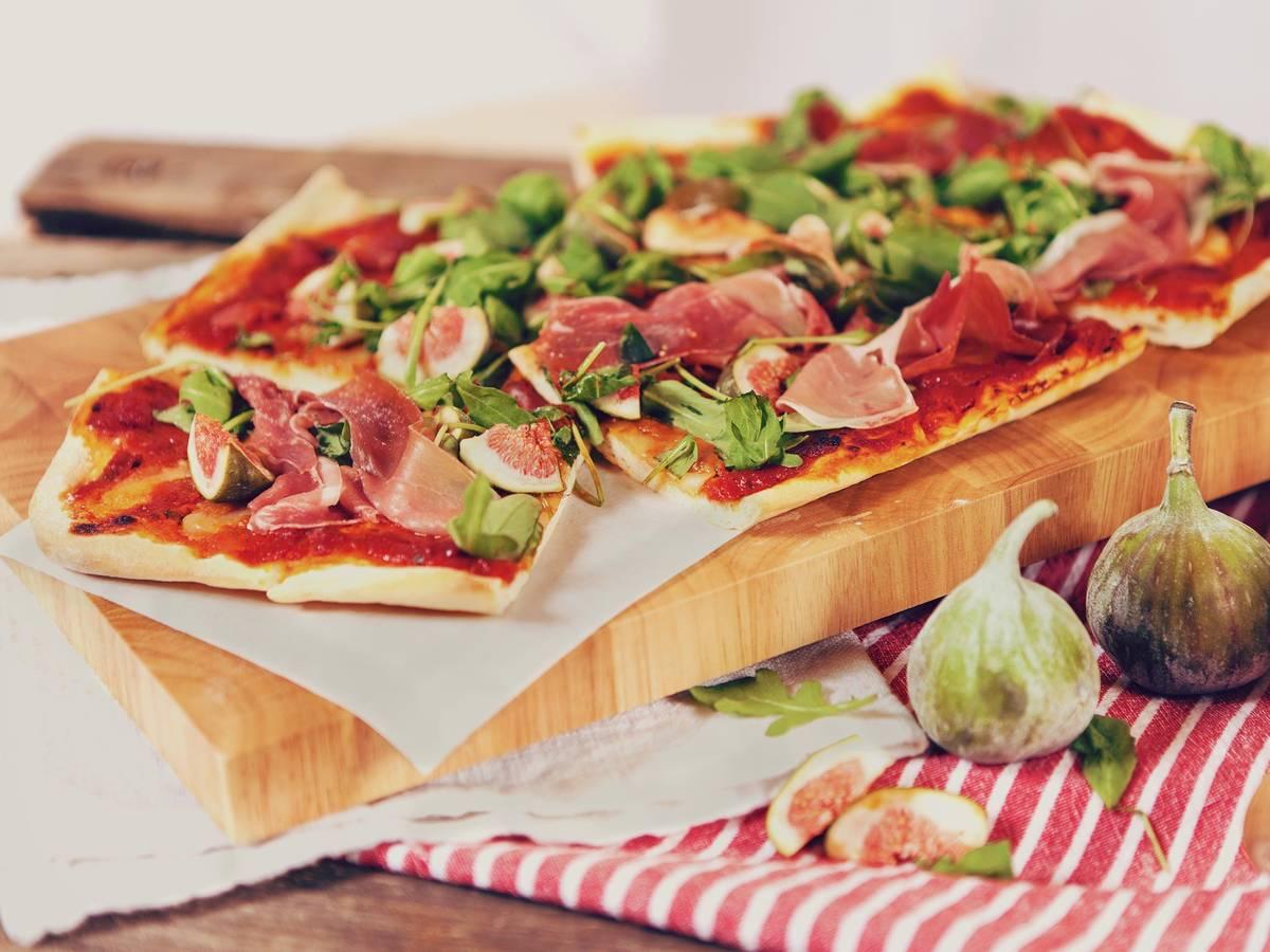 Original italienische Pizza