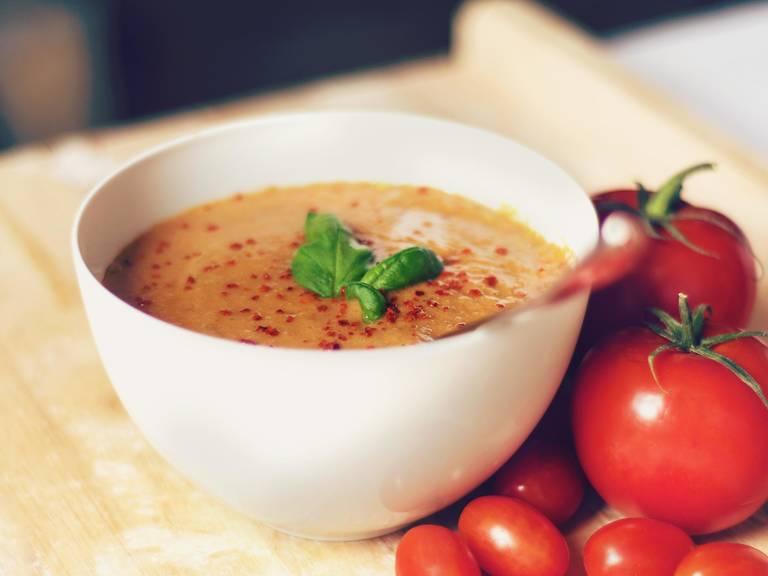 甜瓜凉菜汤