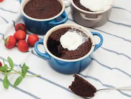 Quick chocolate treat