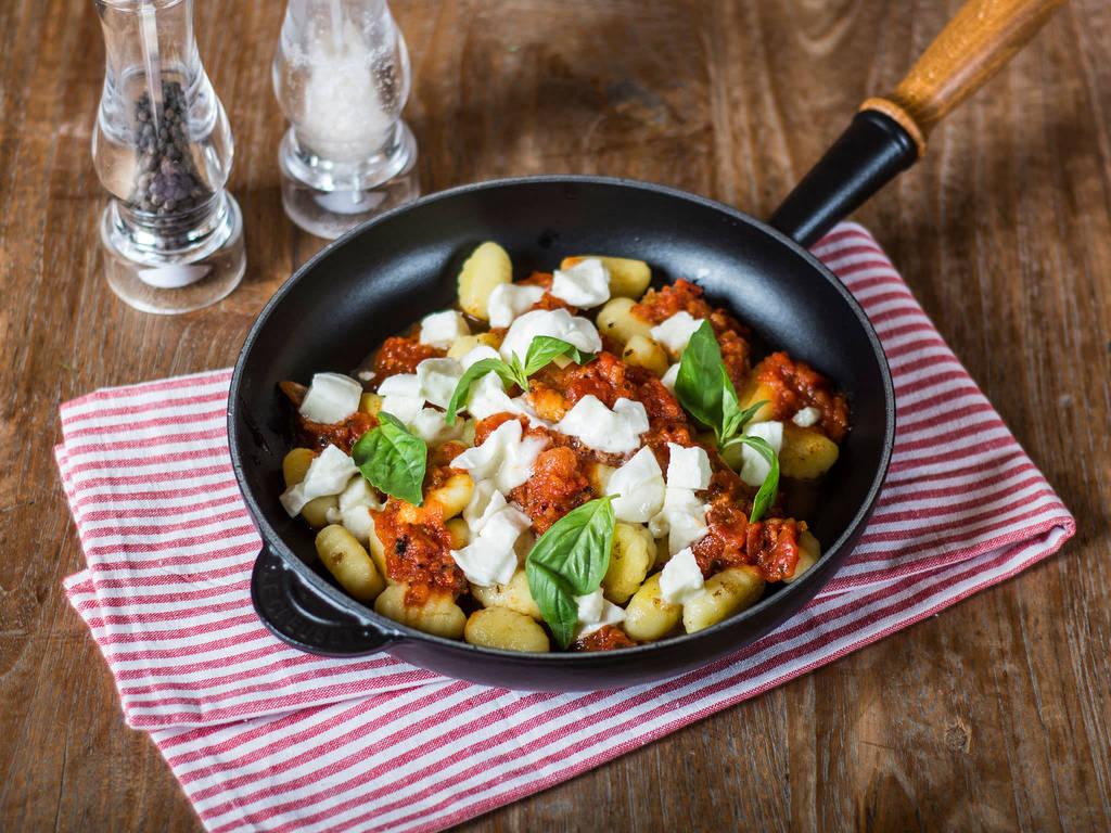 意大利土豆面疙瘩佐茄酱