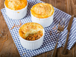 British shepherd's pie