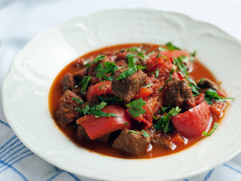 匈牙利炖牛肉