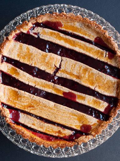 奥地利林茨蛋糕
