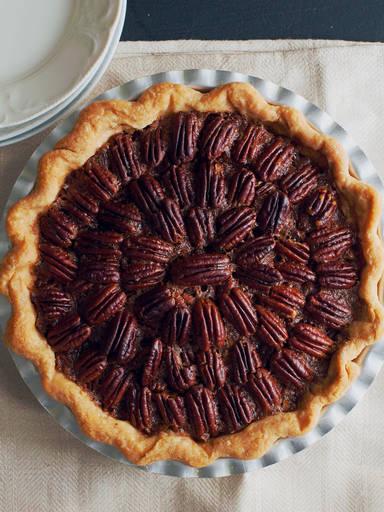 Pecannuss-Pie