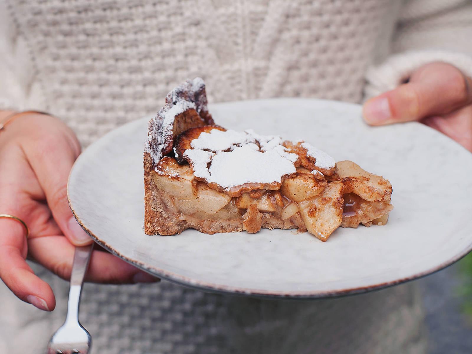 Apfelkuchen gluten und laktosefrei