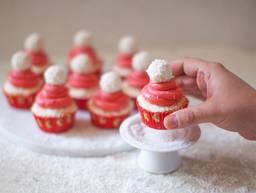 Little Santas cupcakes