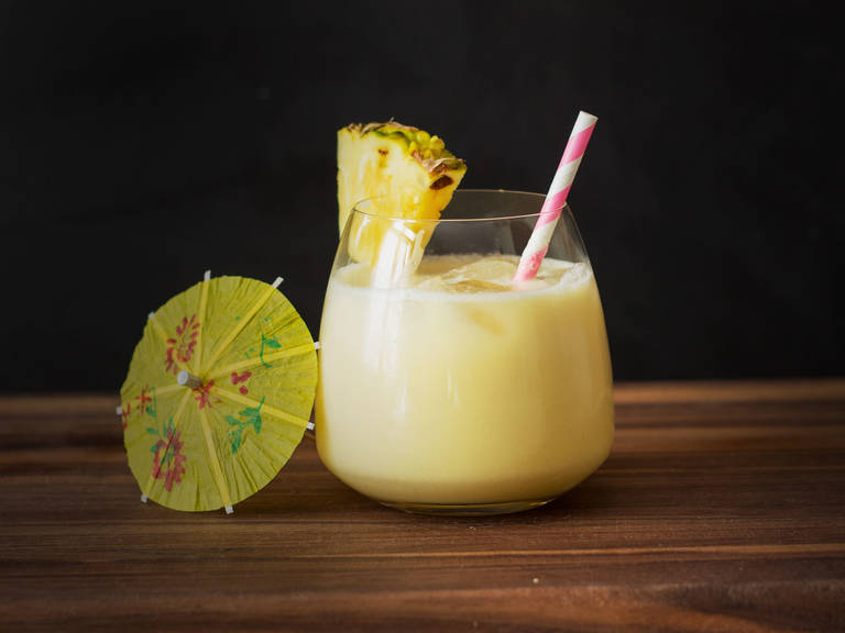 Virgin piña colada