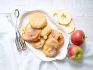 巴伐利亚免烤苹果派