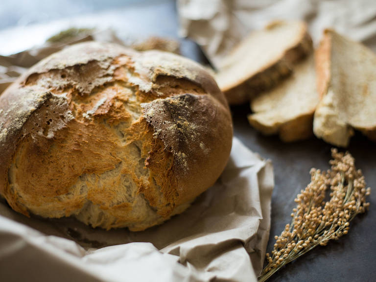 Rustic German bread