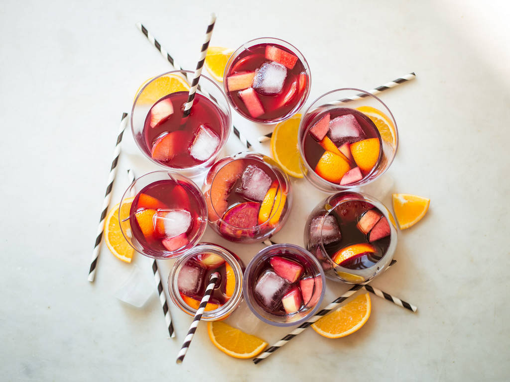 西班牙果酒