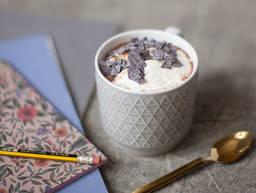 经典雪顶热巧克力