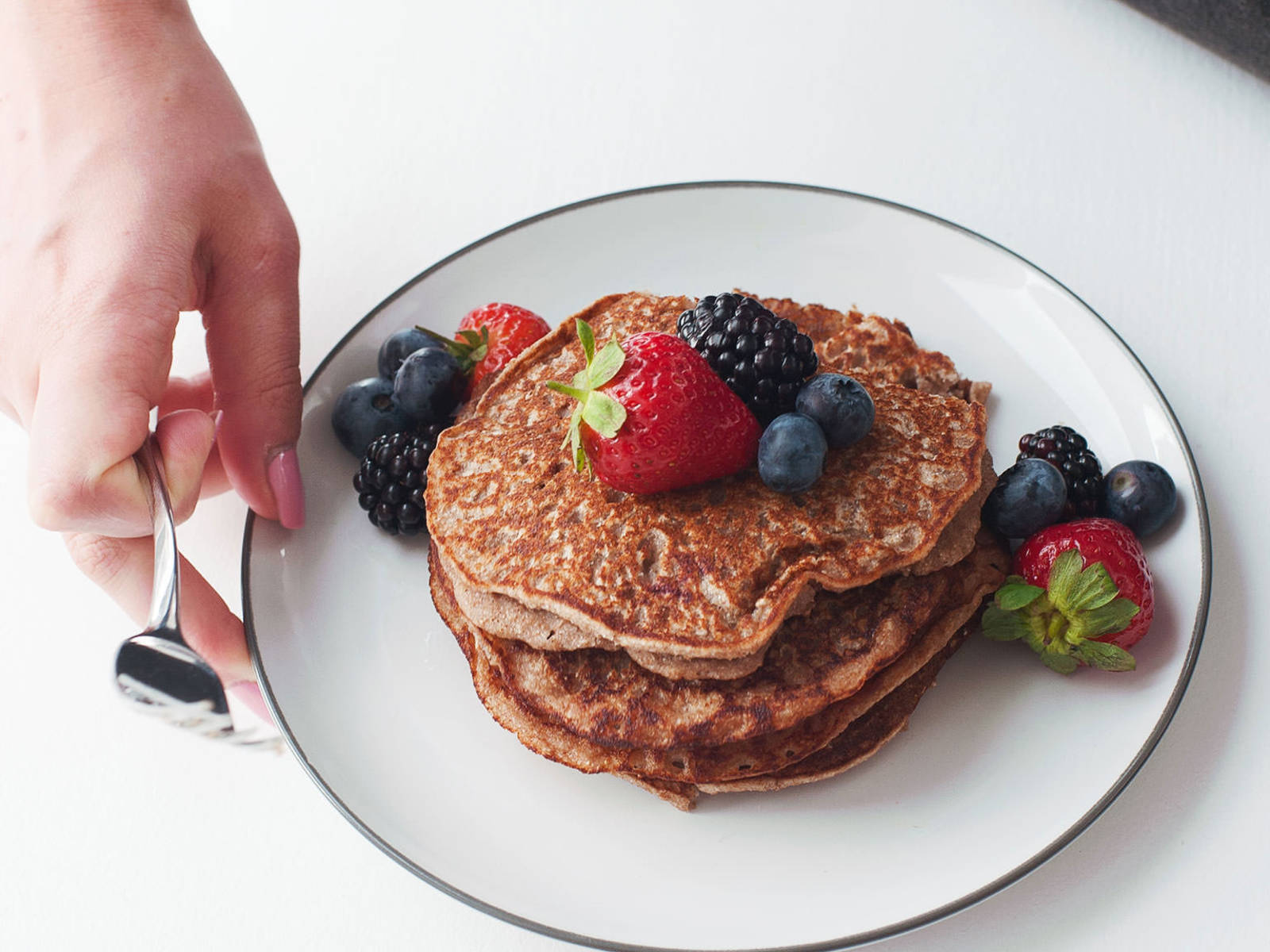 Wholesome pancakes
