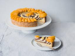 果味斑马芝士蛋糕