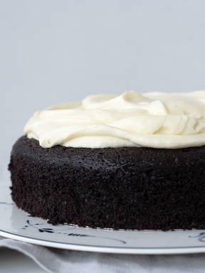 Chocolate-Guinness cake