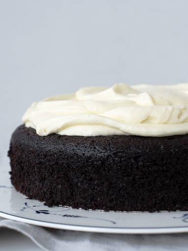 巧克力吉尼斯黑啤蛋糕