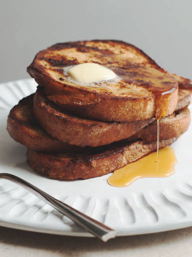 法式吐司面包