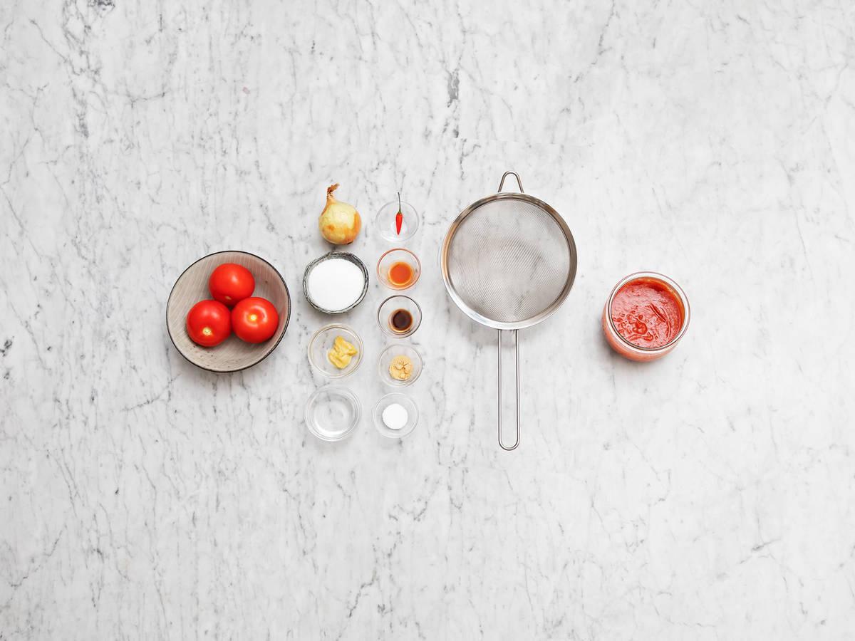 自制辣番茄酱