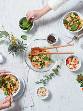 Energie-Salat