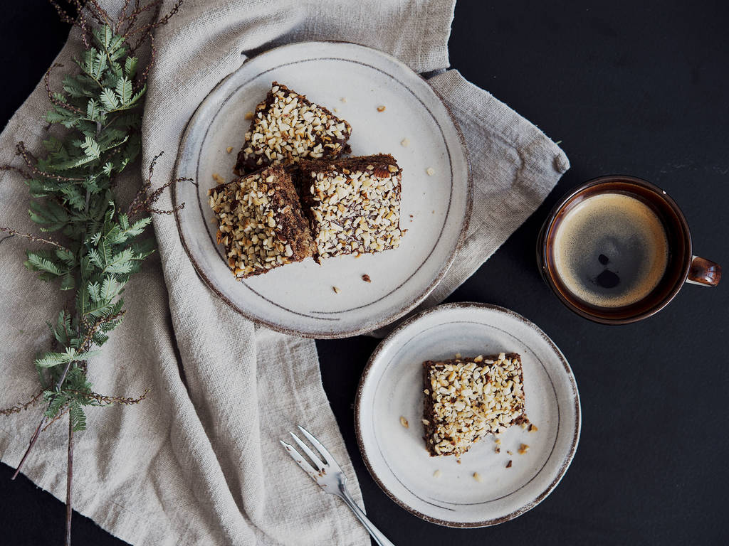 Chocolate-nut bars