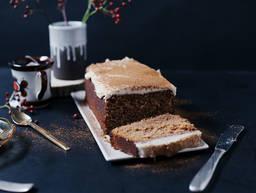 姜饼长蛋糕