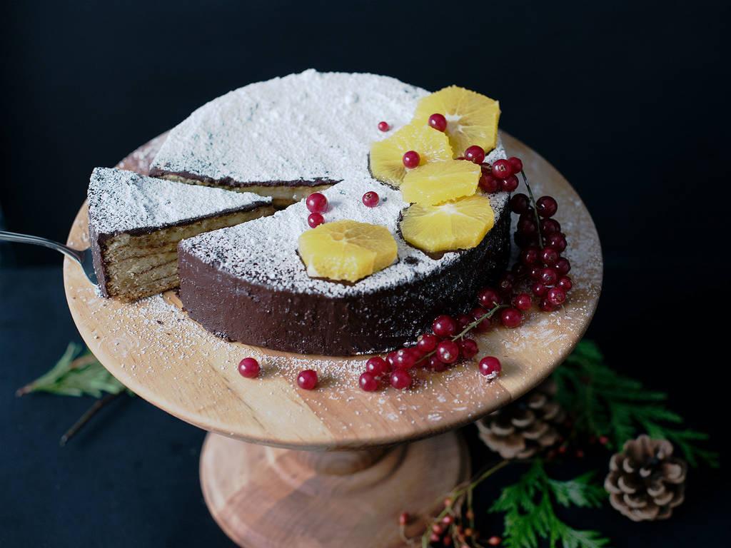 德国树型蛋糕