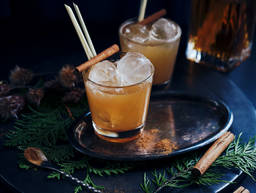 Asian winter punch