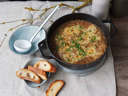 法式洋葱汤