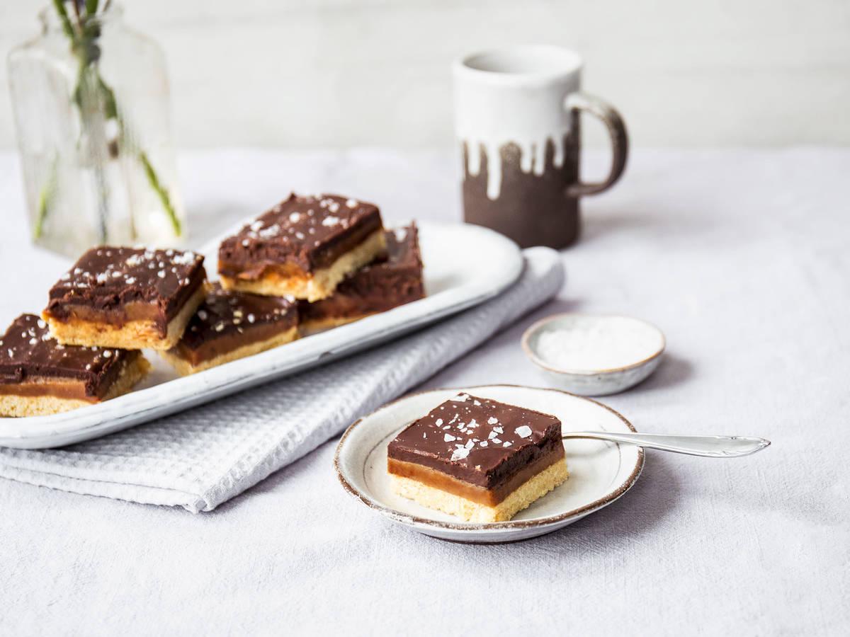 百万富翁巧克力酥饼