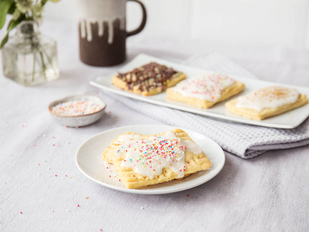 DIY Pop tarts, 3 ways