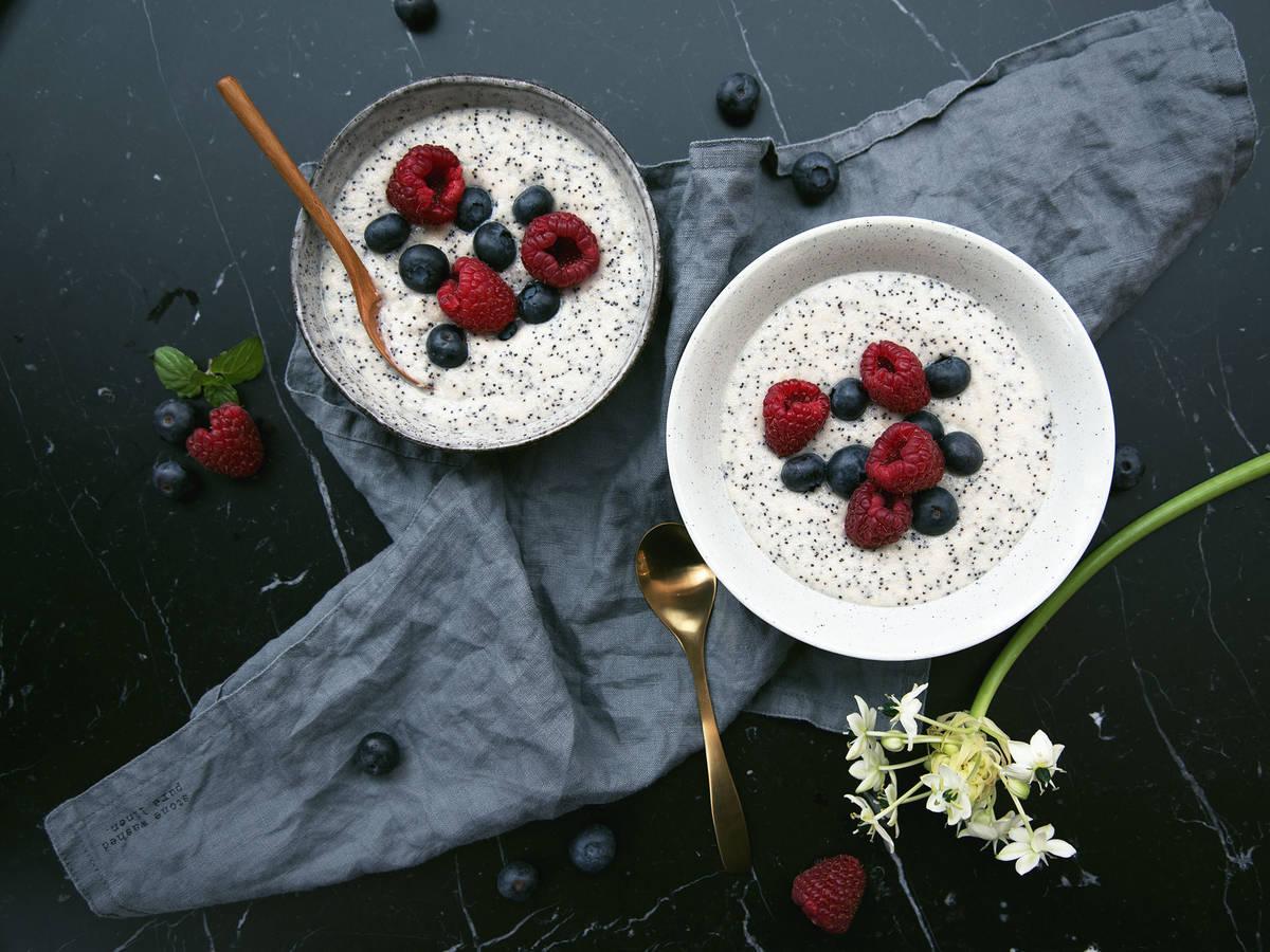 Kamut semolina porridge