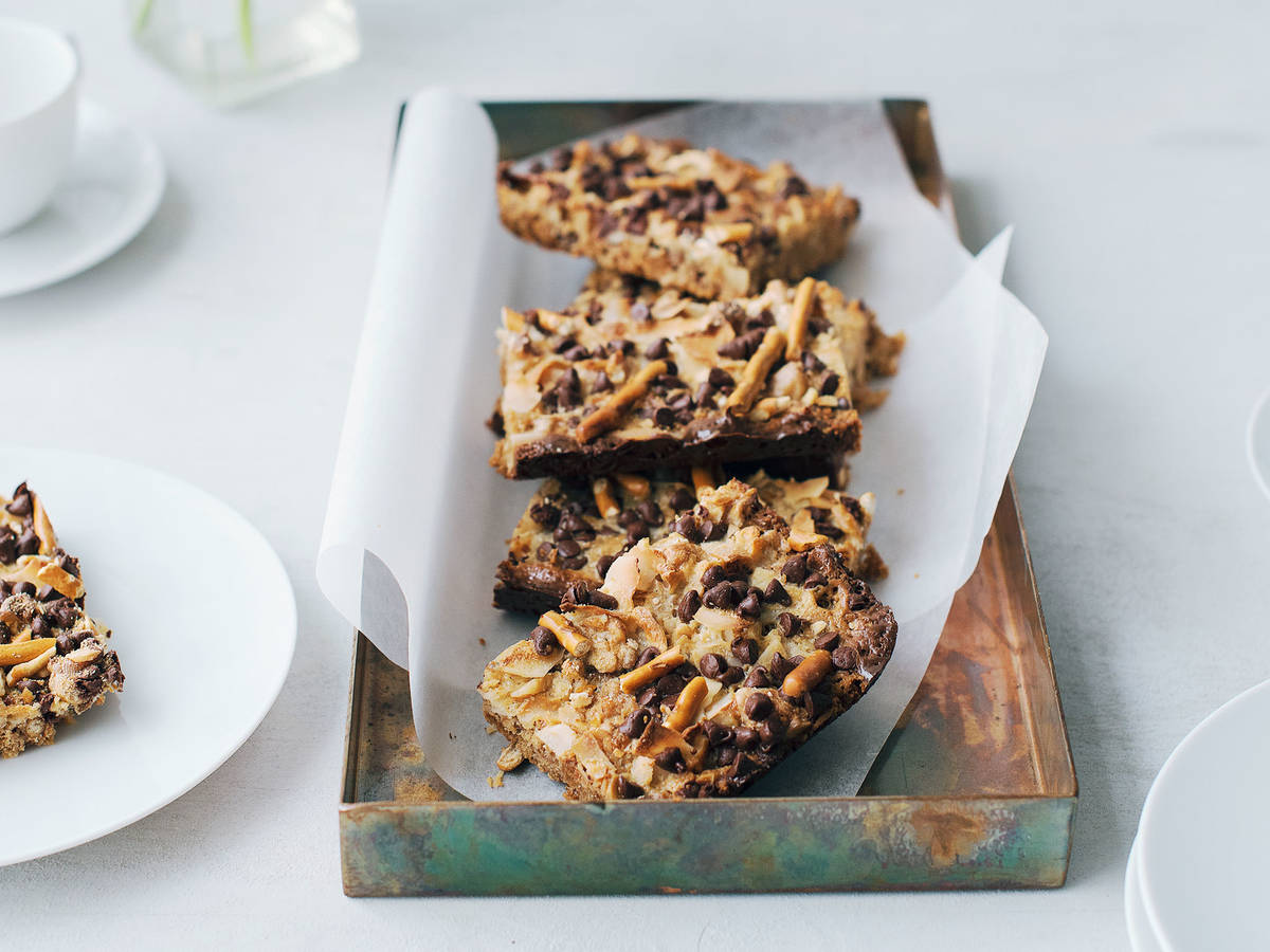 7-layer magic bars