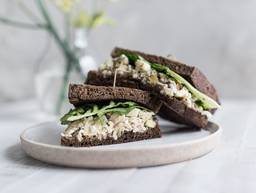 Thunfischsalat-Sandwich