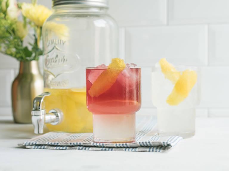 Lemonade with Port
