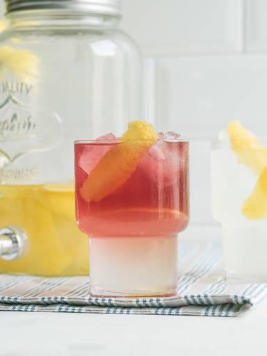 波特酒柠檬水