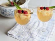 菠萝宾治酒