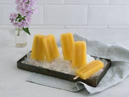 Orangen-Fruchteis