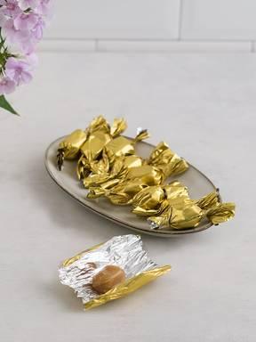 DIY caramel candies