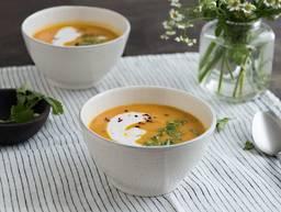 胡萝卜味噌汤
