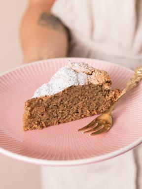 三料卡拉布里亚核桃蛋糕